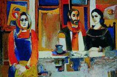 minas avetisyan paintings | Another from Avetisyan! | A Armenian Art/ Art by Armenians | Pinterest