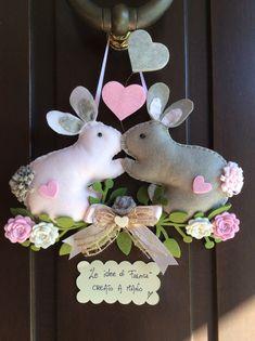 Coniglietti innamorati