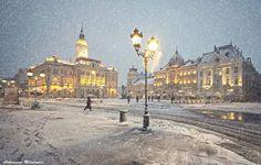 Novi Sad Winter - Aleksandar Milutinovic
