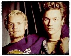 """River Phoenix and Flea' bass player for the Red Hot Chili Peppers, was a close friend of River Phoenix. He wrote most of their song 'Transcending' and said, """"..it's about one of the kindest people I ever met in my life. When I think about River I don't think about his death. I don't get sad about it. I think about how incredibly fortunate I was to be friends with a person who looked inside me and saw things that no one else ever saw before. And that song is a respectfully loving song for…"""