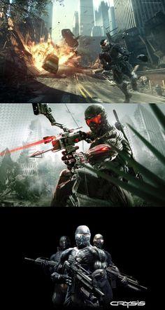 Crysis 2 Armor