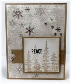 Scrappin' and Stampin' in GJ: December 2015