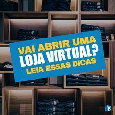Por que abrir uma loja virtual? Descubra no nosso artigo de hoje os principais benefícios!  #lojavirtual #boxloja