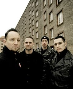 VOLBEAT. I'm pretty much in love with them. Thanks babe haha