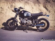 B.M.W. R 100R - Cafe Racer Project