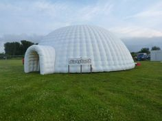 HIRE Inflatable Igloo Disco summer tent event marquee wedding festival party