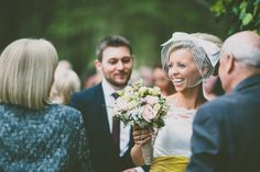 A Candy Anthony 50's Style Frock and Traditional Celtic Blessings   Love My Dress® UK Wedding Blog