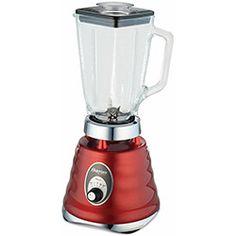 Liquidificador Oster 4126-057- 3 Velocidades e Copo de 1,25 Litros - Vermelho