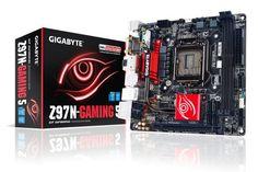 Gigabyte LGA 1150 Intel Z97 HDMI SATA 6Gb/s USB 3.0 Mini ITX Intel Motherboard GA-Z97N-Gaming 5 Gigabyte http://www.amazon.com/dp/B00KE8G7OQ/ref=cm_sw_r_pi_dp_cI3Ptb02E9GA7B98