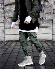 #streetwear-#yeezy