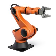 Detailed Industrial Robot model by Guido Vrola Design on CGTrader. Robotics Projects, Arduino Projects, 3d Projects, Unity 3d, Mechanical Arm, Mechanical Design, I Robot, Robot Arm, Autonomous Robots