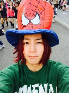 Jang Keun Suk you are my spirit animal. I understand your quirkiness Selfies, Universal Studios Japan, Love Rain, Jang Keun Suk, Halloween Festival, My Spirit Animal, Best Actor, Pretty Face, The Twenties