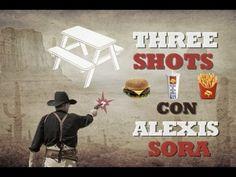 THREE SHOTS #2 con Alexis Sora | Picnic Skatepark Indoor