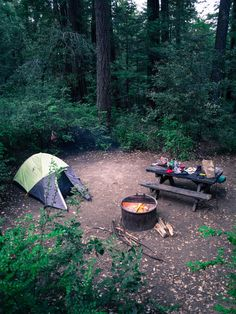 Reference for Woodworking - forestgreenmountains: I want to camp so badly...
