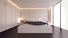 20 Light, White Bedrooms for Rest and Relaxation