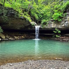 Newton County In Arkansas Has Over 100 Waterfalls And You'll Want To Visit Them All Beautiful Places To Visit, Places To See, Places To Travel, Hidden Places, Travel Stuff, Arkansas Vacations, Arkansas Camping, Arkansas Waterfalls, Vacation Spots