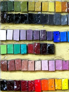 Mosaics from Ravenna, Italy.  Repinned by www.mygrowingtraditions.com