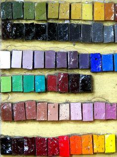 Mosaics from Ravenna, Italy