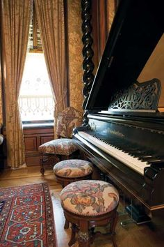 Pabst Mansion Piano