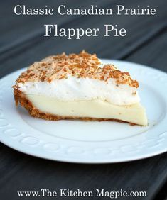 My Cherished Canadian Recipe: Flapper Pie Pie Recipes,Bacon Wrapped,Japanese Rec. Cheesecake Recipes, Pie Recipes, Mexican Food Recipes, Vegan Cheesecake, Vietnamese Recipes, Recipies, Vegan Recipes, Chicken Recipes, Pastry Recipes