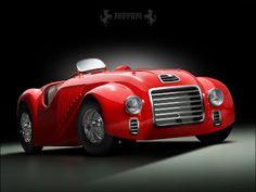 Ferrari 125 S | Immagini di automobili Hd
