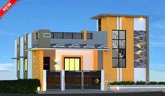 House Hall Design, House Front Wall Design, House Balcony Design, House Outer Design, Single Floor House Design, Modern Small House Design, 2 Storey House Design, House Outside Design, Modern Exterior House Designs