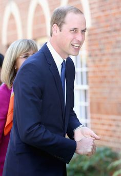 Prince William, Duke of Cambridge arrives to formally open The Dickson Poon University of Oxford China Centre Building on September 8, 2014 in Oxford, England.