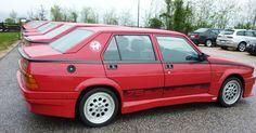 Alfa Romeo 75 - year 1986