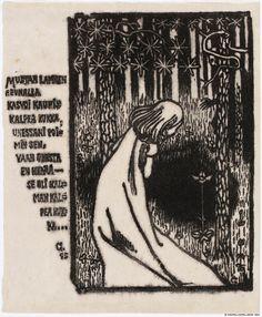 Finlands Nationalgalleri - Konstsamlingar - Dödens blomma