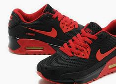 NIKE AIR MAX BLACK AND RED - Leslie Cane - Google+