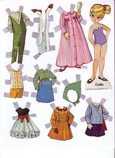 Nos poupées à découper - chantalou1607eden.eklablog.com
