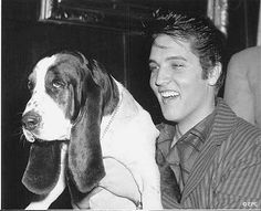 You Ain't Nuthin' but a hound dog. . .