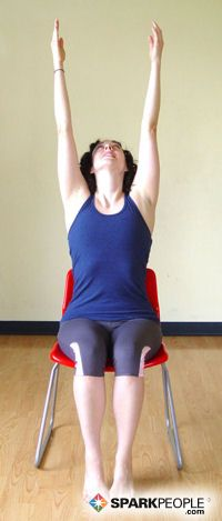 """2. Seated Mountain Pose Benefits: Mountain pose is sometimes called """"samasthiti"""" or equal standing. This pose is often practiced at the beginning of a class and between poses as a way to reset and balance the body. The seated variation allows you to check in with your posture, release tension from the upper body, and focus on the breath while engaging the core."""