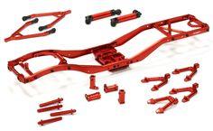 Hop-up Parts for Axial SCX-10 R/C or RC - Team Integy