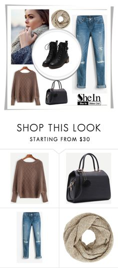 """SheIn 6/II"" by hedija-okanovic ❤ liked on Polyvore featuring White House Black Market, John Lewis and shein"