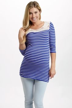 You can never have too many stripes in your closet!