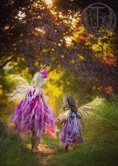 Idaho fairy sisters - www.fairyography.com Fairyography