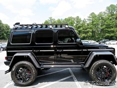 2017 Mercedes-Benz G550 Brabus 4x4 Squared in Atlanta, Georgia