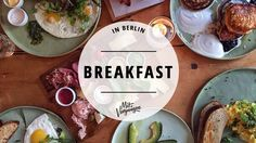 A good breakfast defines the day. We've collected 21 breakfast and brunch places in Berlin where you can linger and eat all morning.