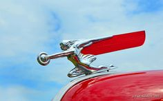 1941 packard hood ornament..Re-pin brought to you by agents of #Carinsurance at #HouseofInsurance in Eugene, Oregon