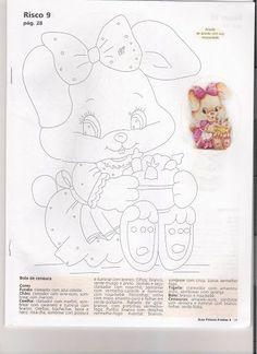 Pintura Tecido - Coleção Susy - Fraldas - 3 - RAQUEL Antunes - Álbuns da web do Picasa: