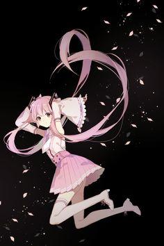 """Sakura Miku"""