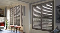 Classic Heritance<sup>®</sup> hardwood shutters are plantation-style shutters crafted from real wood and use dovetail construction for maximum strength and durability. Available in a large selection of stain and paint finishes. <a class='' href='/hunter-douglas-window-treatments/heritance'>Learn more about Heritance<sup>®</sup> Hardwood Shutters.</a>