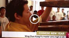 Black Flag Wing Chun Featured in CCTV International News