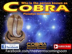 """Who is the person known as Cobra and what is his connection with The """"Ev..."""