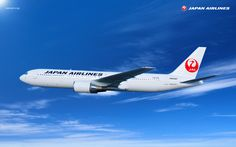 JAL-Japan Airlines Boeing B767-300 issued airline