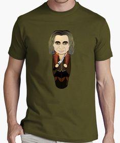 Camiseta Kokeshi Rumpel