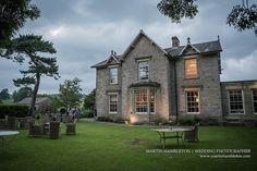 Yorebridge House Yorkshire wedding venue | Martin Hamilton wedding photographer