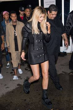 Every Single Outfit Kylie Jenner Wore to New York Fashion Week | Teen Vogue
