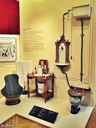 Elementos para higiene del Museo Cerralbo de Madrid. Siglo XIX